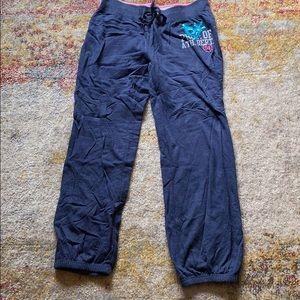 Justice Blue Sweatpants
